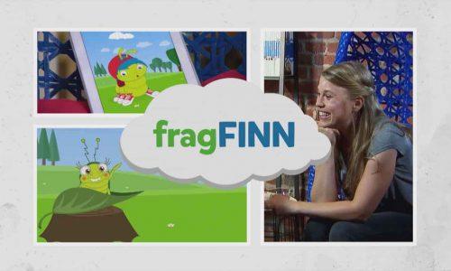 Intro fragFINN-Serie