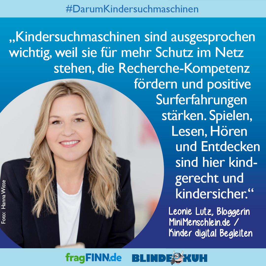 Leonie Lutz / Kinder digital begleiten